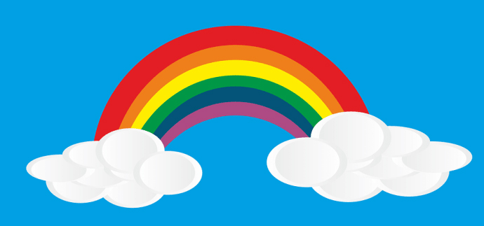 Art museum wants your rainbow pictures