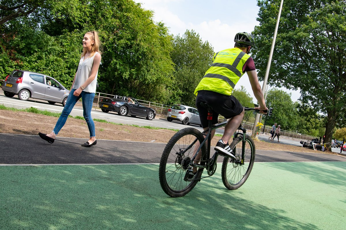 Have your say on major cycling and walking schemes