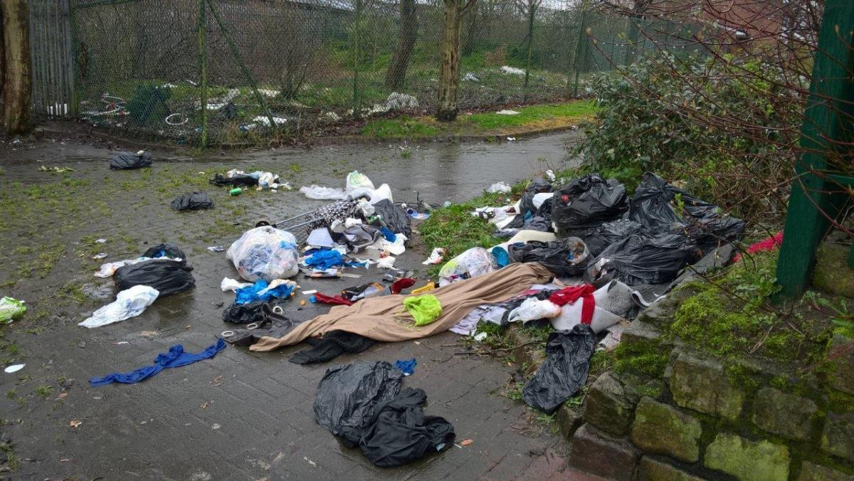 Fly tippers in their sights