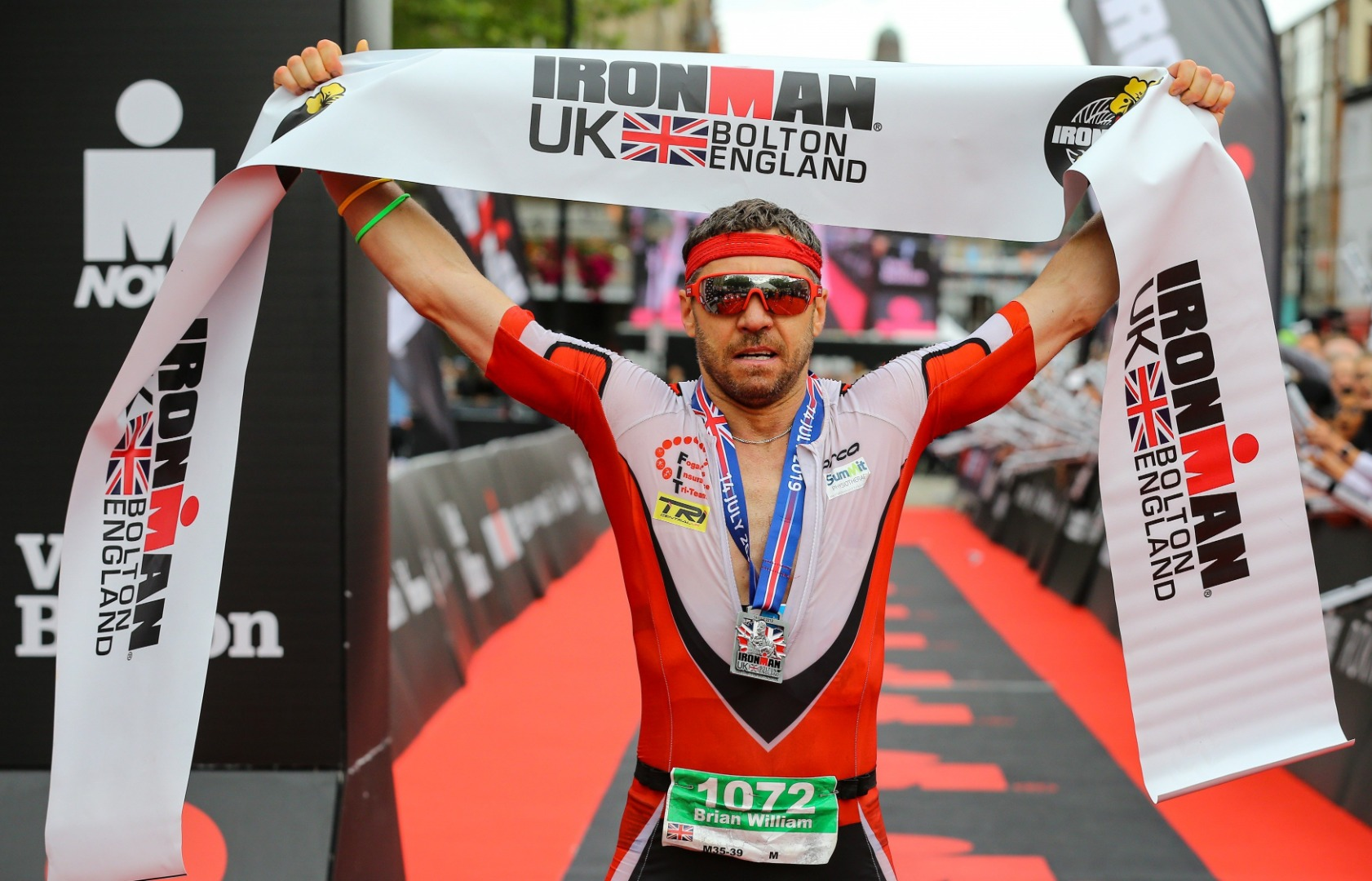 New bike course for Ironman UK 2020