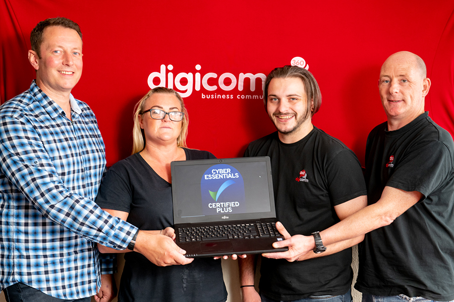 Digicomm help businesses thrive throughout pandemic