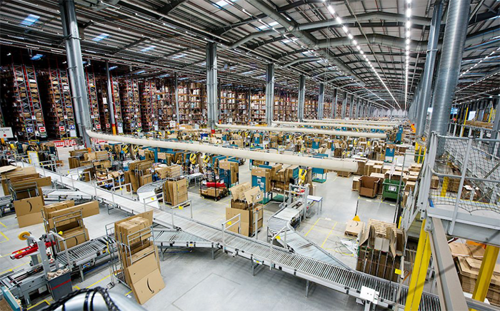 Amazon launches first live virtual visitor tours of fulfilment centre