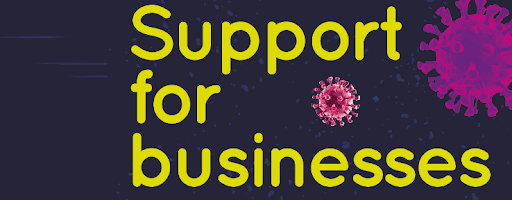 Support for businesses welcomed