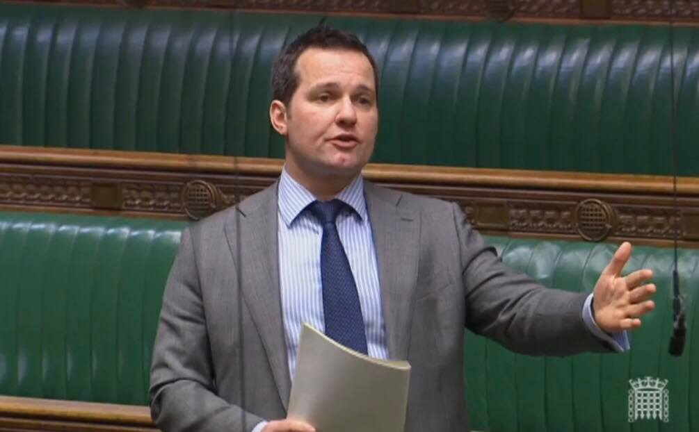 MP raises local crime concerns in Westminster