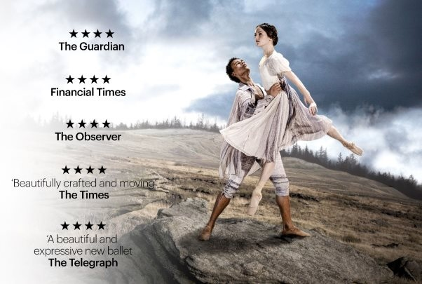 Northern Ballet brings Bront classic to Salford