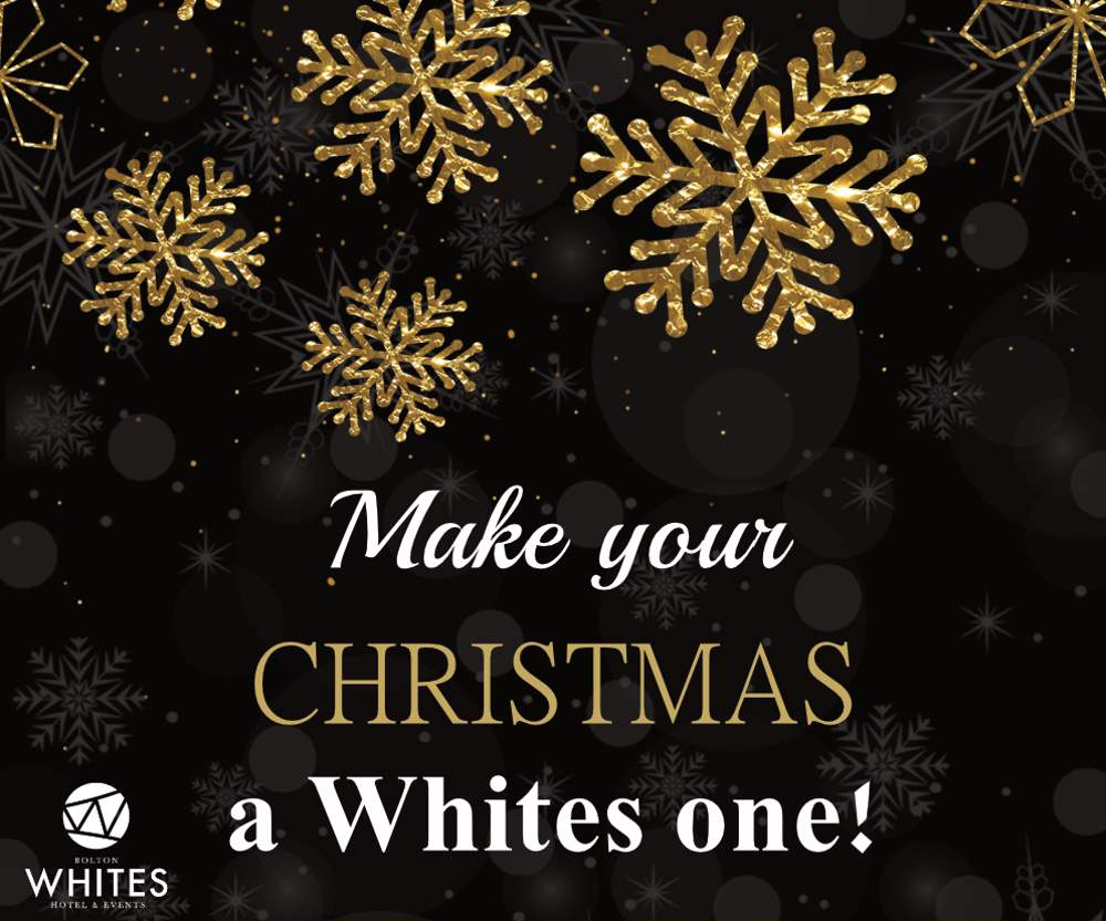 Making your Christmas a Whites one!
