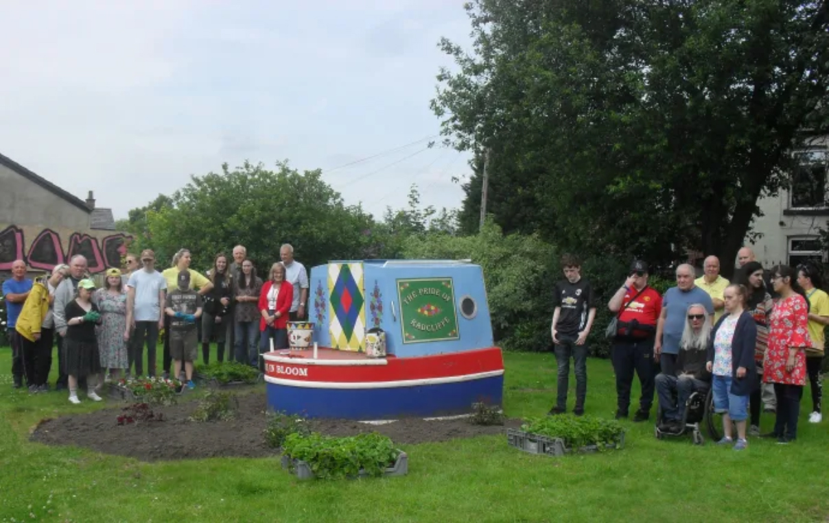 Canal boat feature adopted by community groups