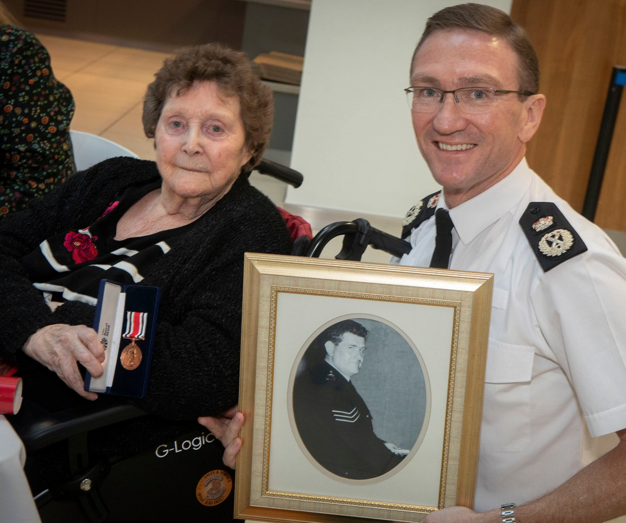 GMP hosts special Christmas community lunch