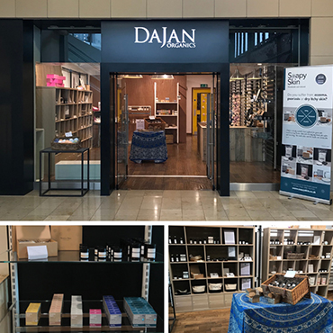 Market Place Award-winning Tenant Relaunches  as Dajan Organics