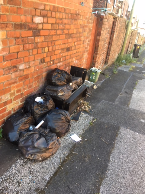 Waste warning as flytippers are fined