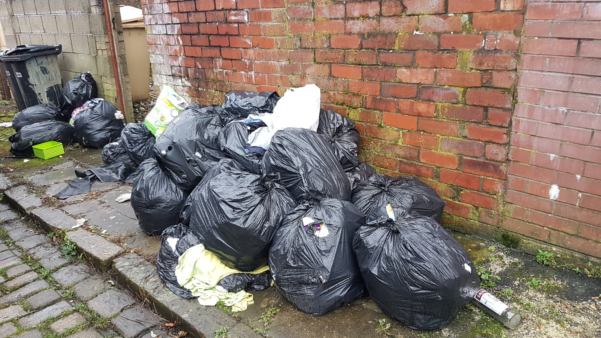 Toughest sentence yet as Bolton wages war on flytipping