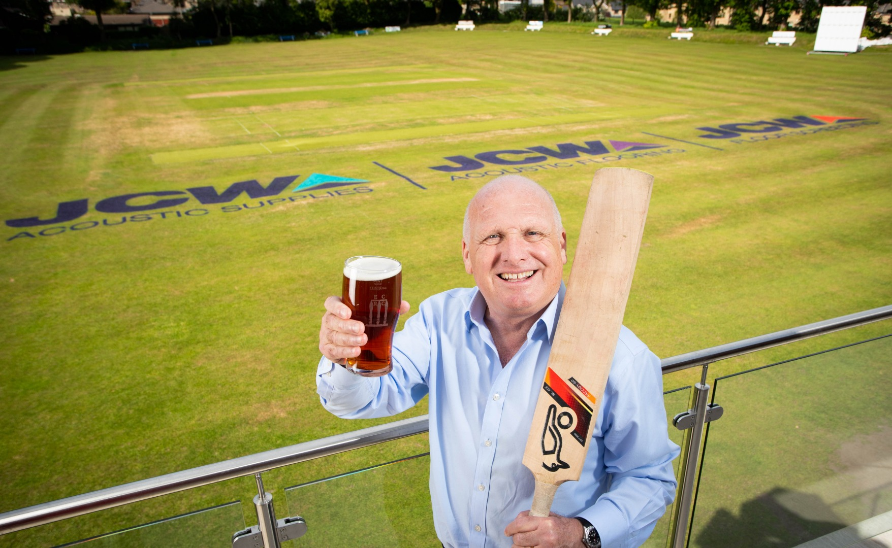 JCW sponsors community cricket club beer festival