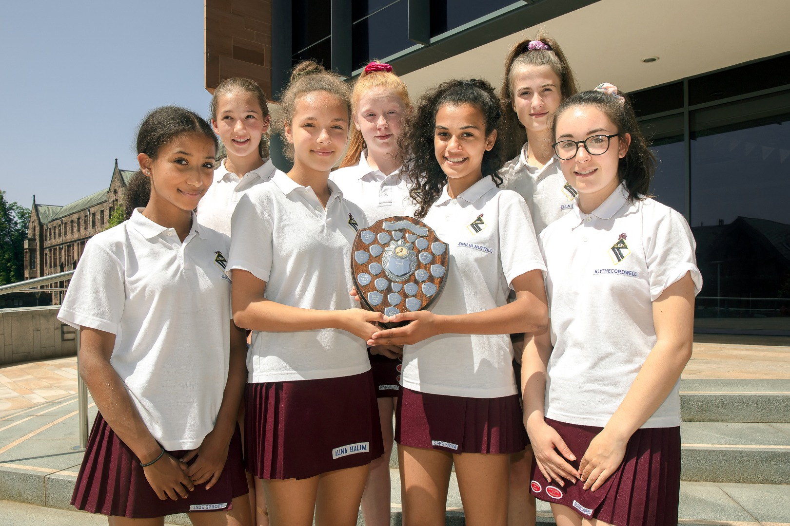Athletics Teams' Town Successes
