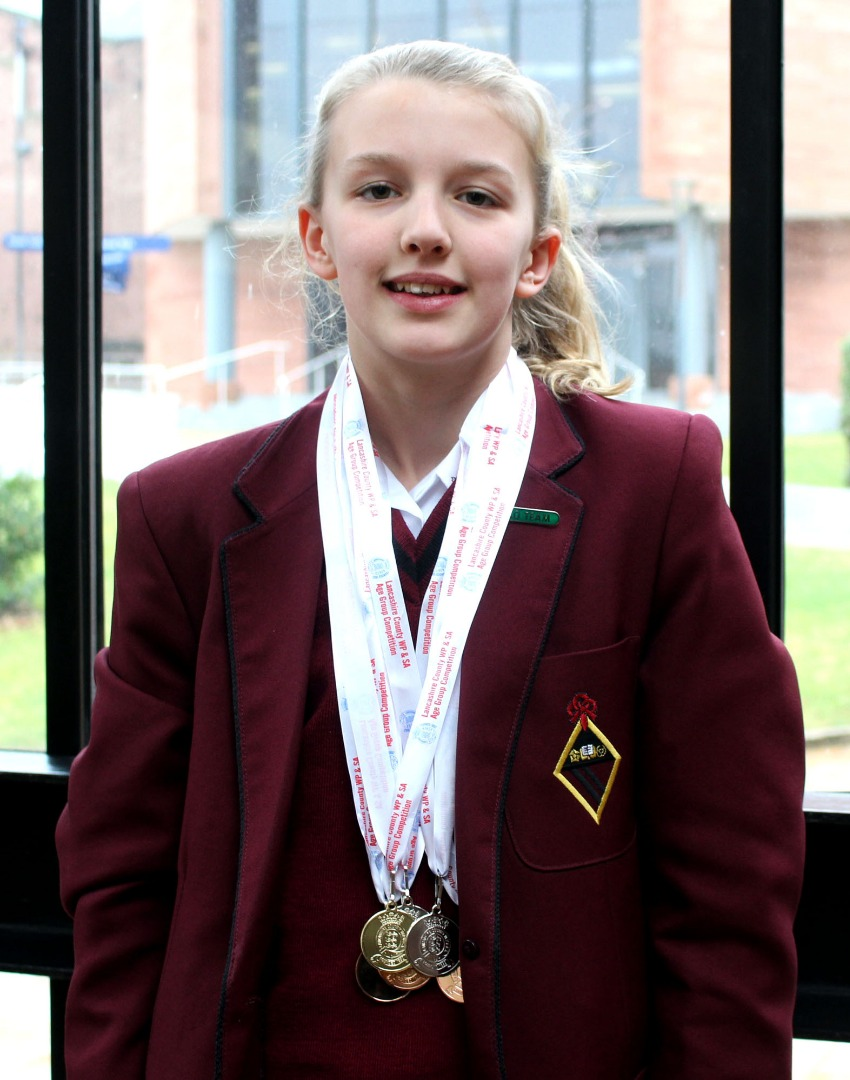Town Team Successes for Cross Country Girls