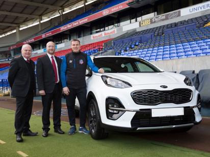 Bolton Kia Continue Long Standing Support of Bolton Wanderers FC