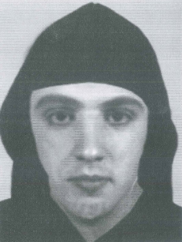 E-fit image released after robbery in Radcliffe