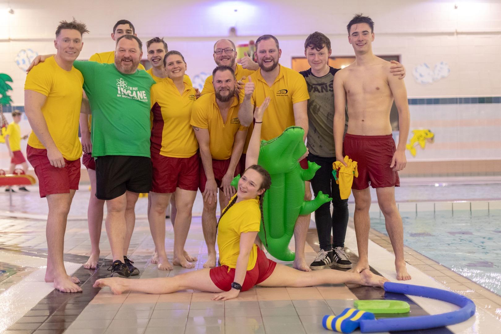 Bolton bonanza for local lifeguard champs!