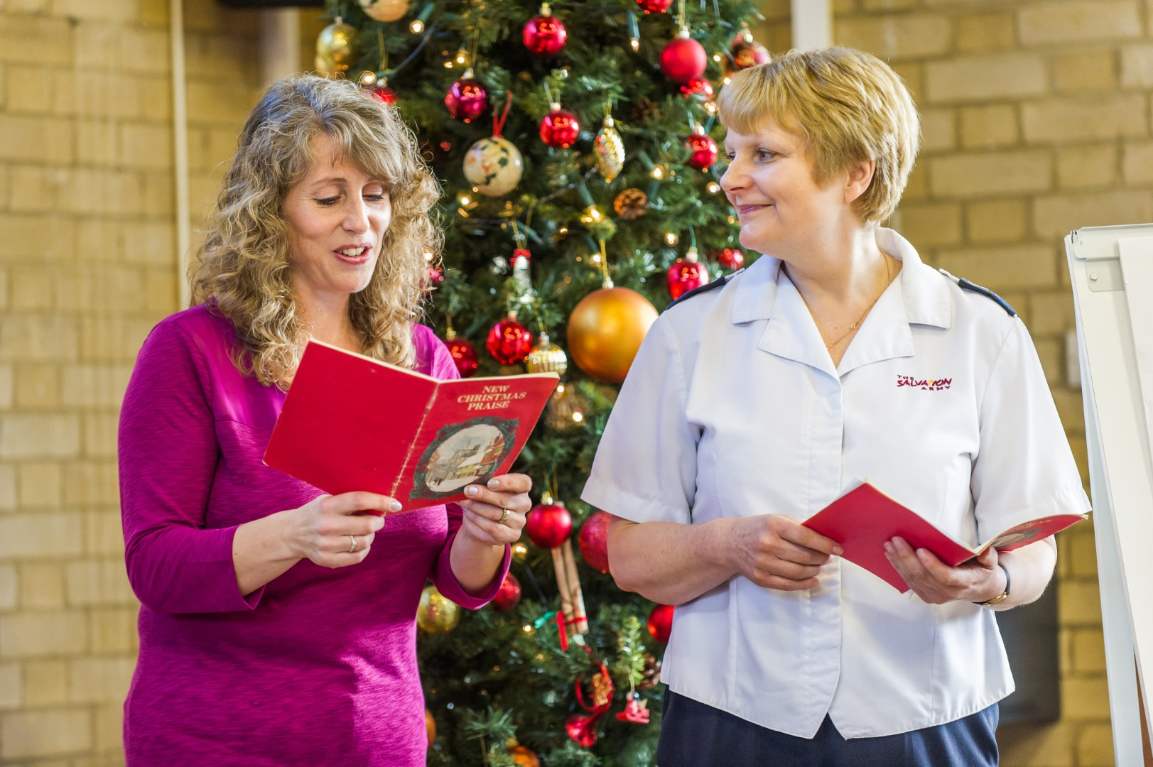 Dementia sufferers to remember Christmas through the power of song