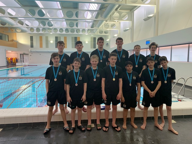 U18s Successfully Defend Their National Water Polo Title
