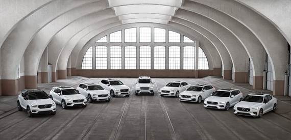 Bury Volvo retailer gears up for exciting range showcase weekend