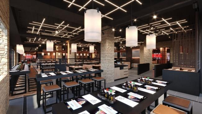 Wagamama at Middlebrook gets opening date