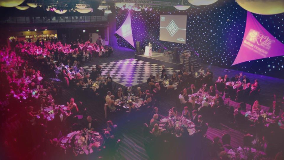 Charities combine for Big Bolton Ball at Bolton Whites Hotel
