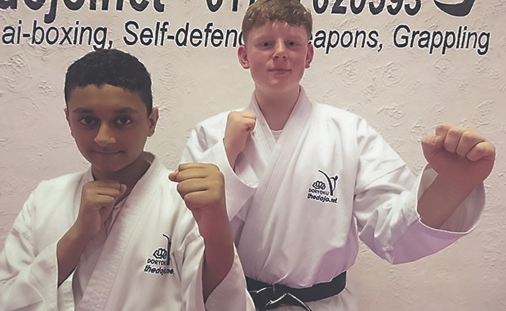 Black belt successes