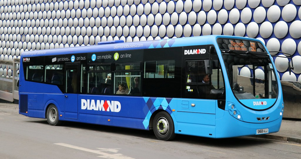 New bus fleet coming to town