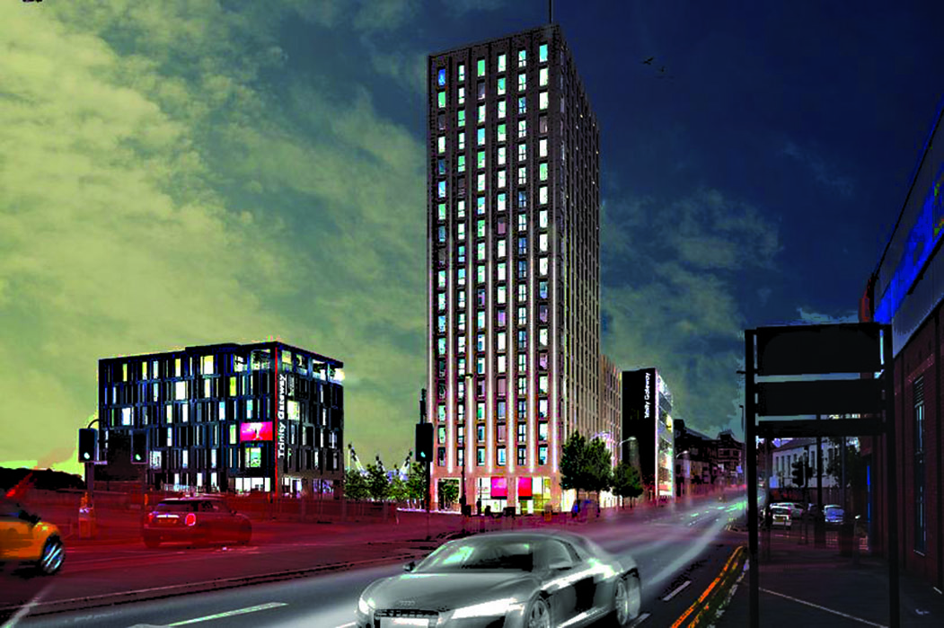 Town could be transformed in ambitious £45m scheme