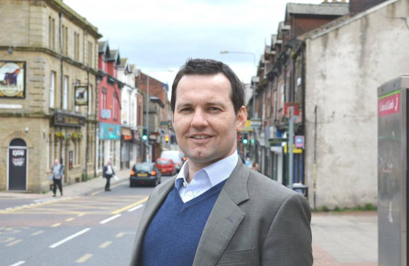 MP launches Best Local Shop competition