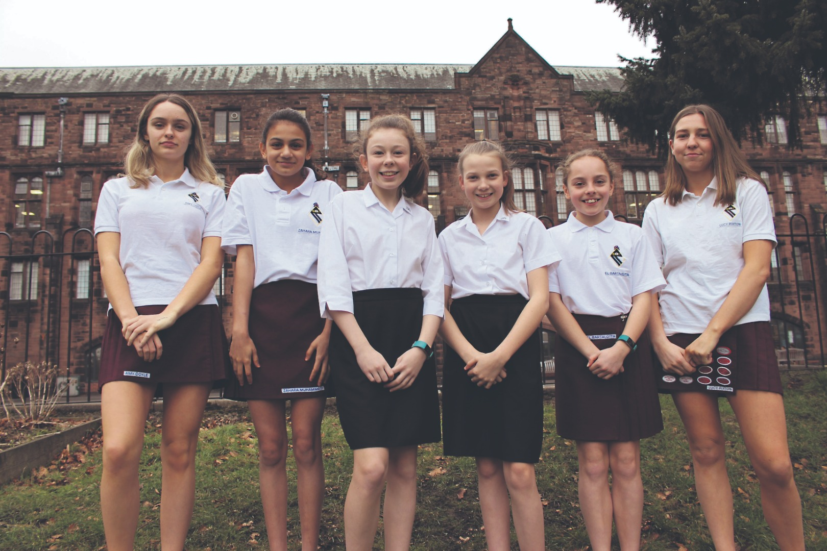 Girls help town to cross country success