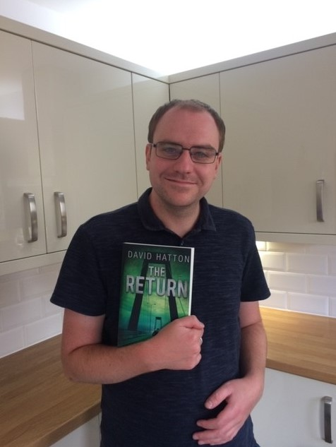 Horwich Author writes Psychic Novel