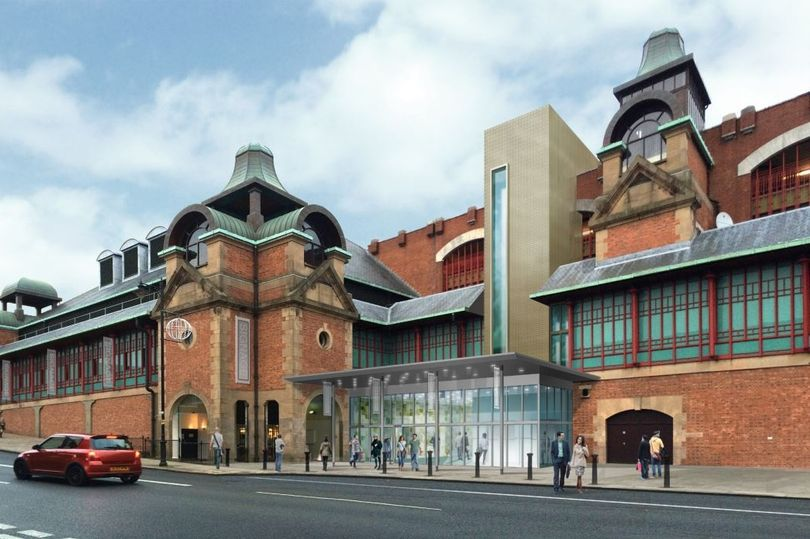 New look to transform Market Place