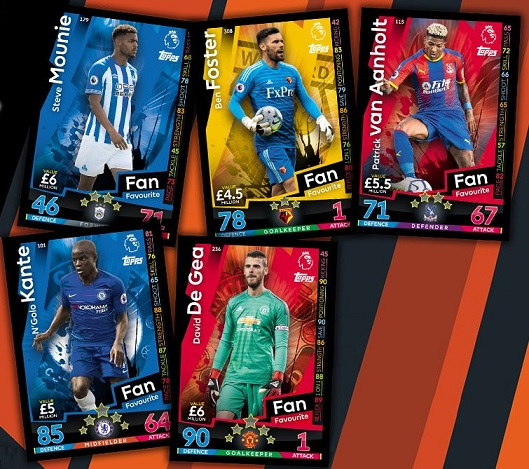 Match Attax Tour comes to Market Place