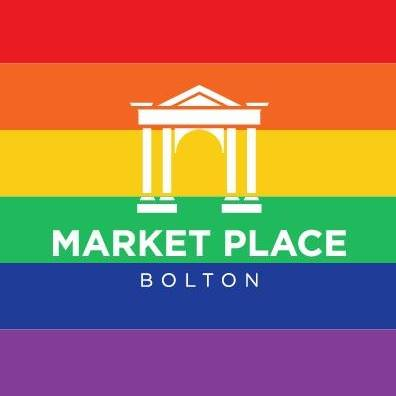 Market Place Hosts Bolton Pride Activity