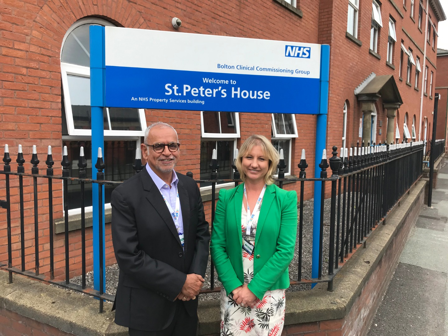 Bolton CCG rated Outstanding