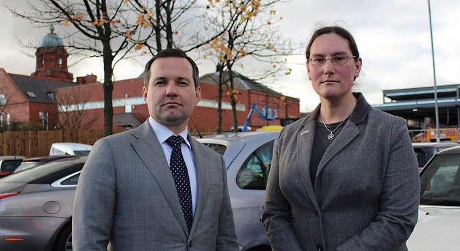 MP calls for an end to town's parking chaos