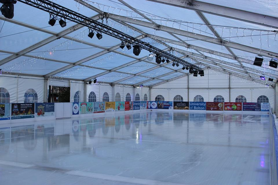 Winter Festival returns to Bolton