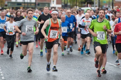 Be an early bird for marathon