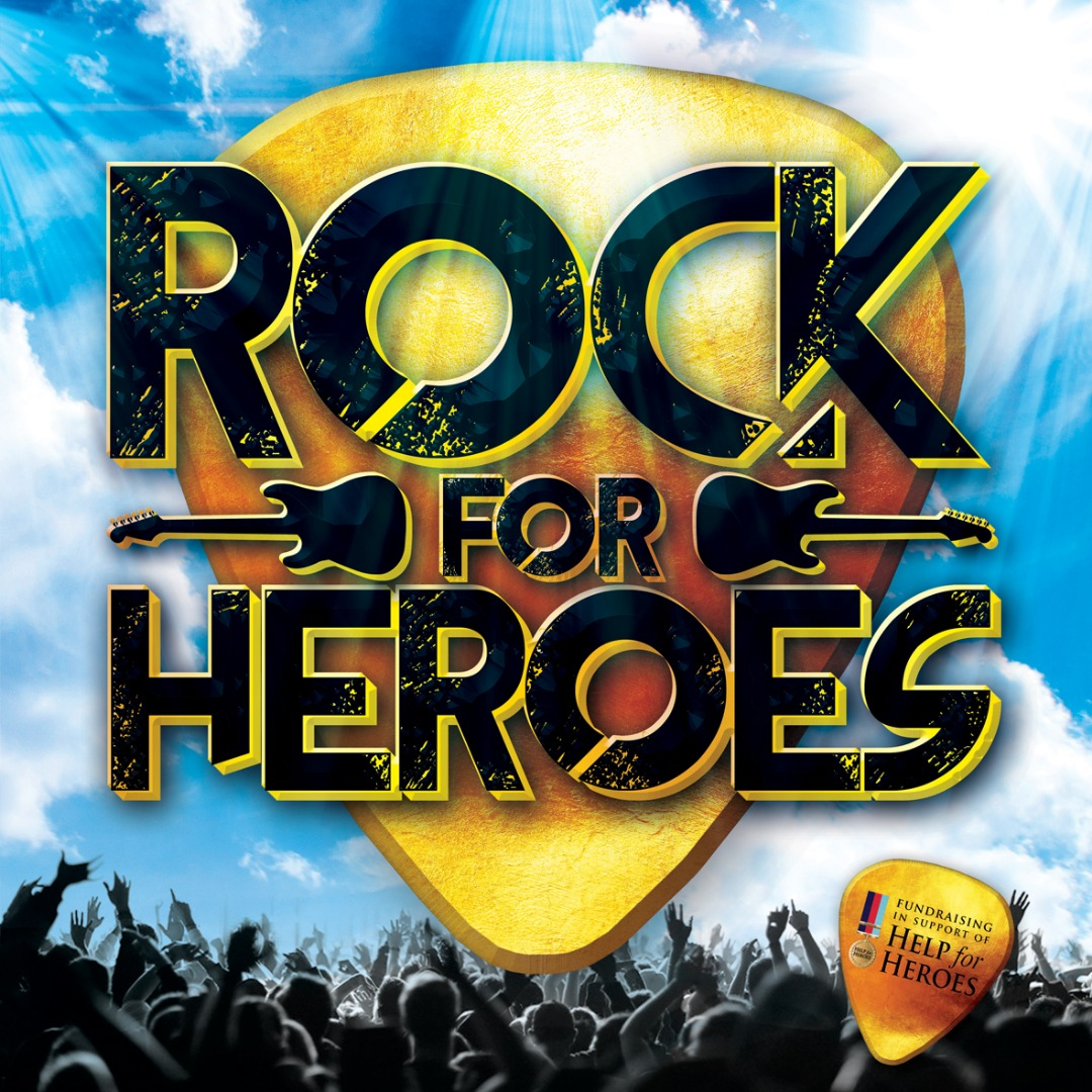 Help our Heroes and Rock the Albert Halls