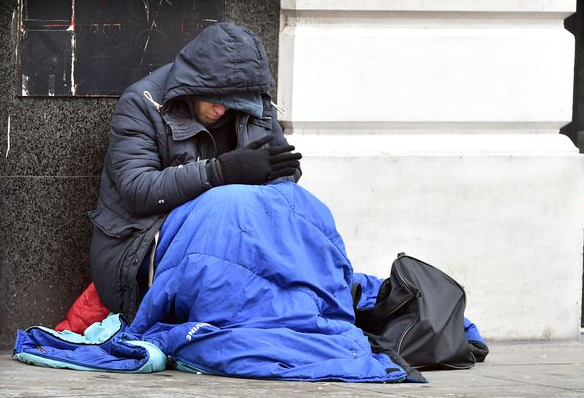 Outreach team hits the streets to help tackle rough sleeping