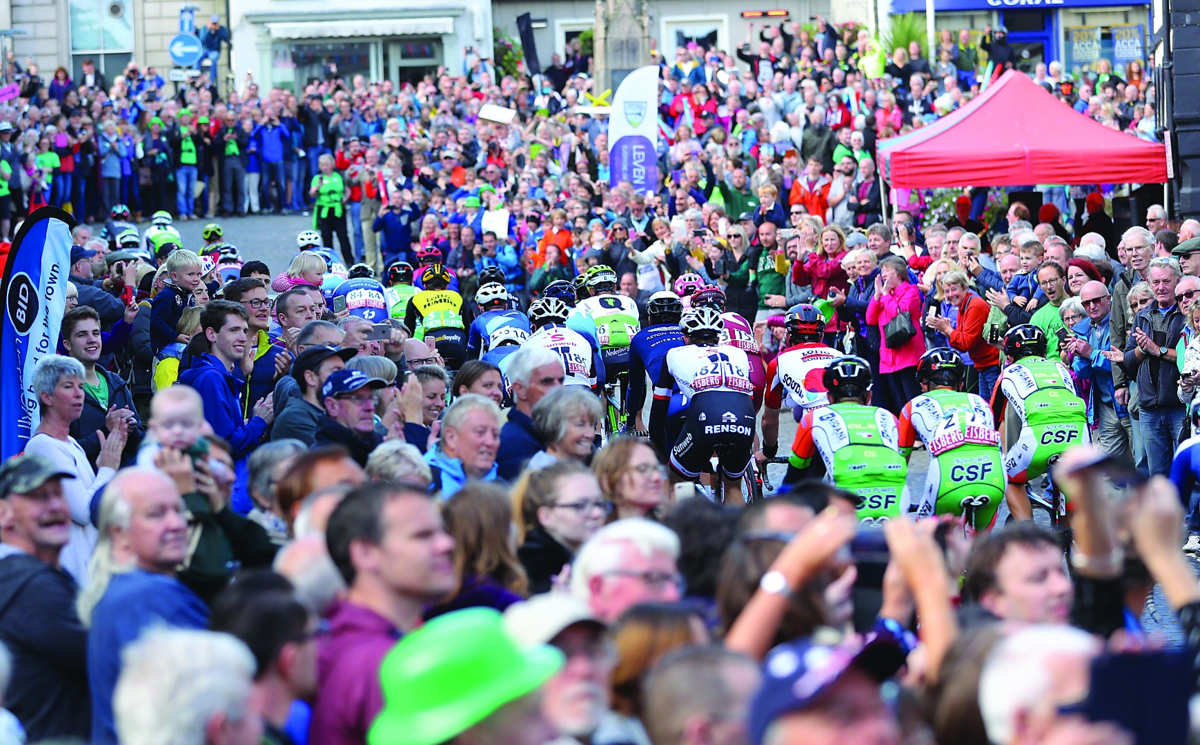 Show love for Bolton with outdoor art masterpieces for Tour of Britain