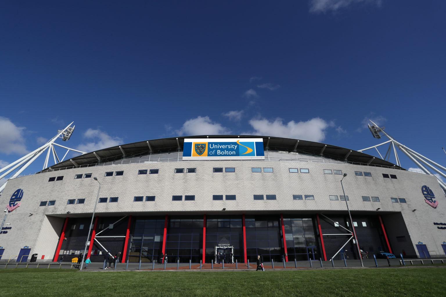 Safety Advisory Group: Statement on the University of Bolton Stadium