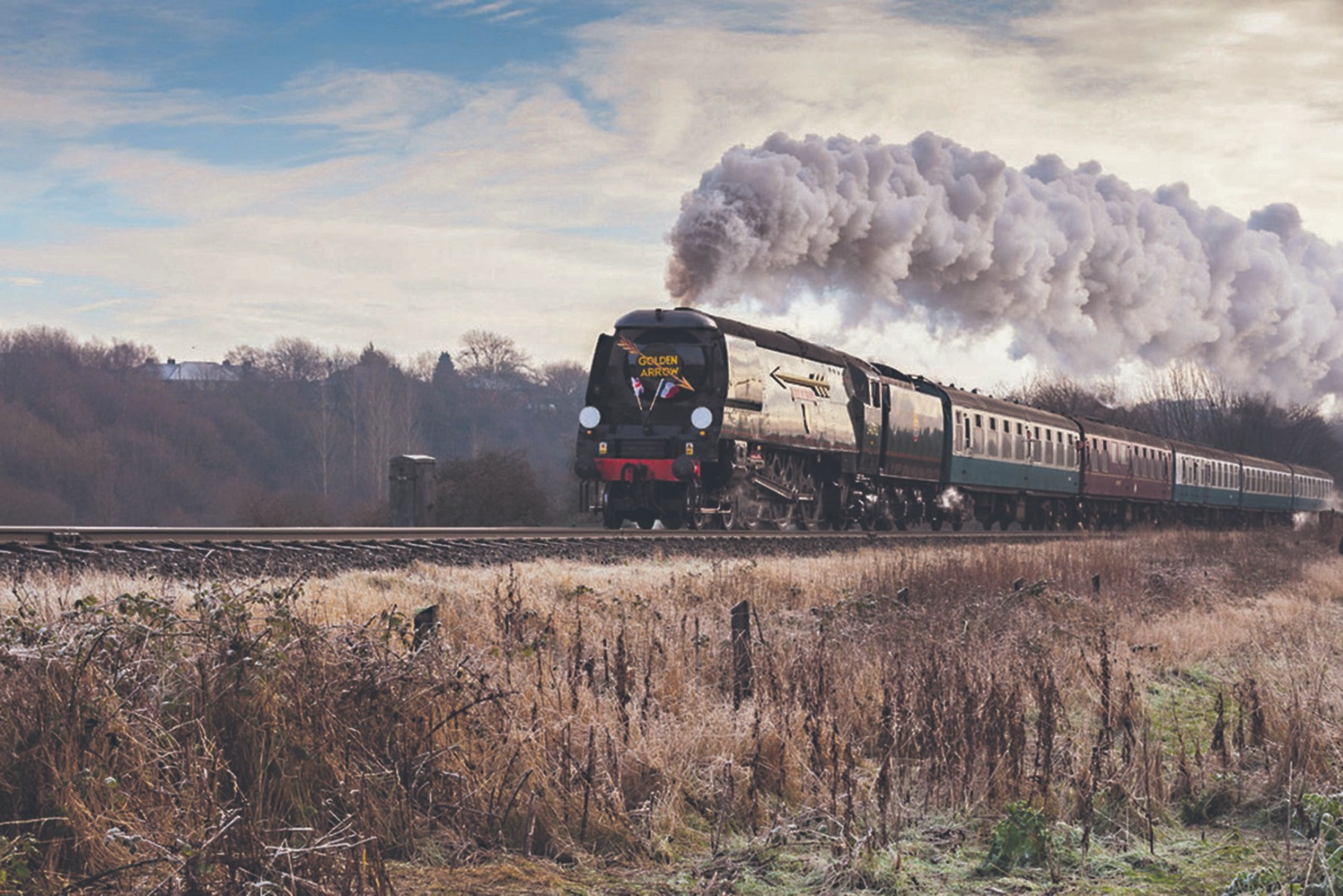 Full steam ahead - Iconic engine to make its new home with ELR
