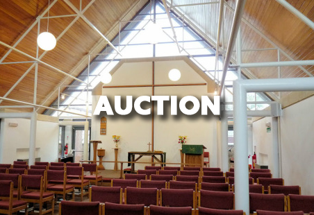 AUCTION at Westhoughton Methodist Church