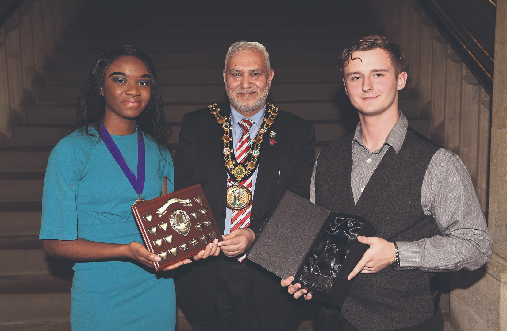 New member of youth parliament crowned